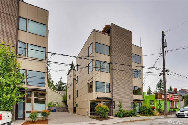8911 Roosevelt Wy NE A, Seattle, WA 98115 (#1501209) :: Real Estate Solutions Group