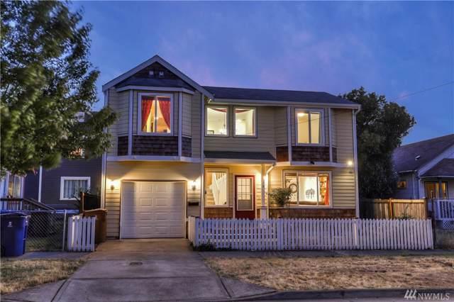 1518 S L St, Tacoma, WA 98405 (#1501217) :: Ben Kinney Real Estate Team