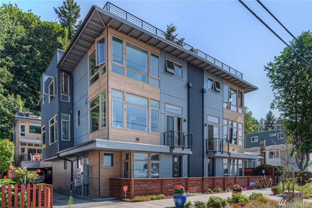 1708 Alki Ave SW A, Seattle, WA 98116 (#1501310) :: Capstone Ventures Inc