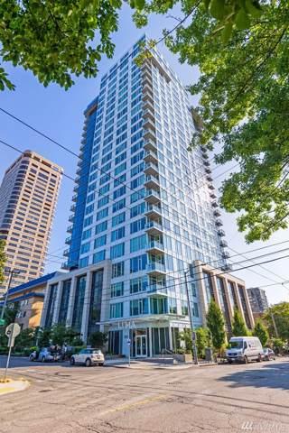 1321 Seneca St #903, Seattle, WA 98101 (#1501380) :: Real Estate Solutions Group