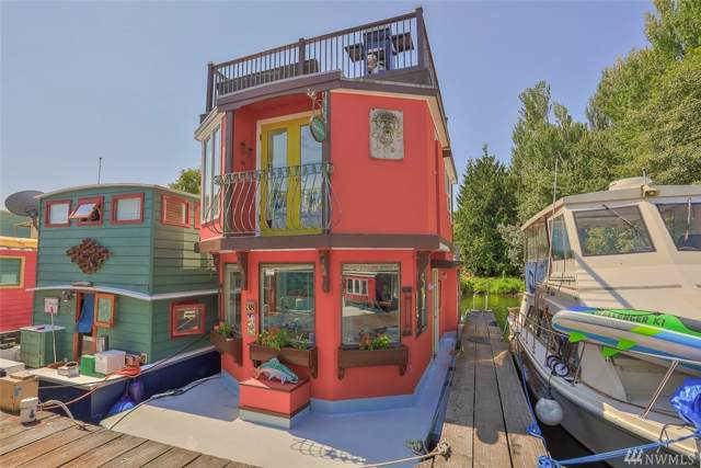2143 N Northlake Wy #38, Seattle, WA 98103 (#1501388) :: Record Real Estate