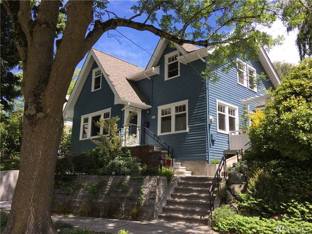 5112 1st Ave NE, Seattle, WA 98105 (#1501532) :: Record Real Estate