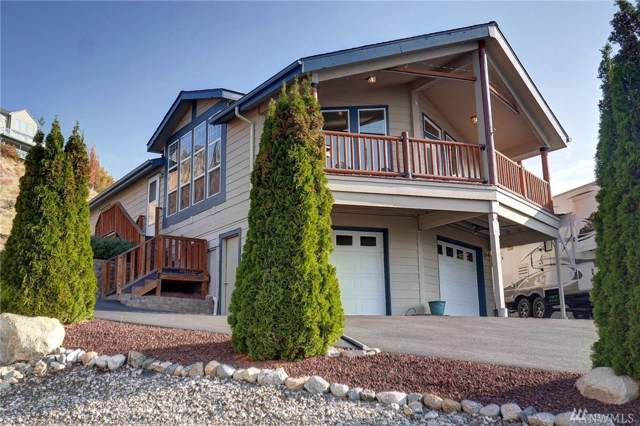 400 Butte Rd, Chelan, WA 98816 (#1501660) :: Real Estate Solutions Group