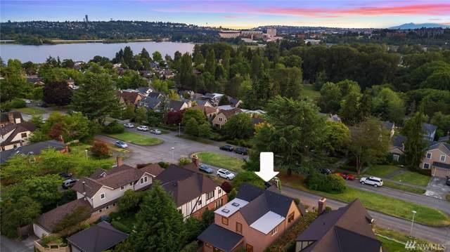 4310 43rd Ave NE, Seattle, WA 98105 (#1501698) :: Keller Williams Western Realty
