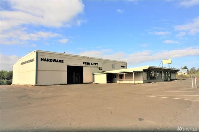 805 E State Rt 105, Westport, WA 98595 (#1501727) :: Capstone Ventures Inc