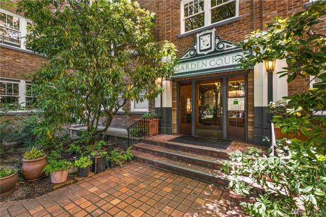 1631 16th Ave #218, Seattle, WA 98122 (#1501733) :: Keller Williams Realty Greater Seattle