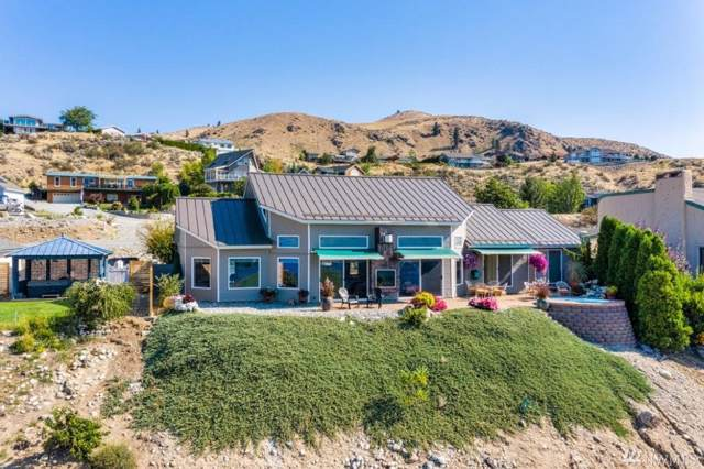 206 Orchard View Dr, Chelan, WA 98816 (#1501978) :: Real Estate Solutions Group