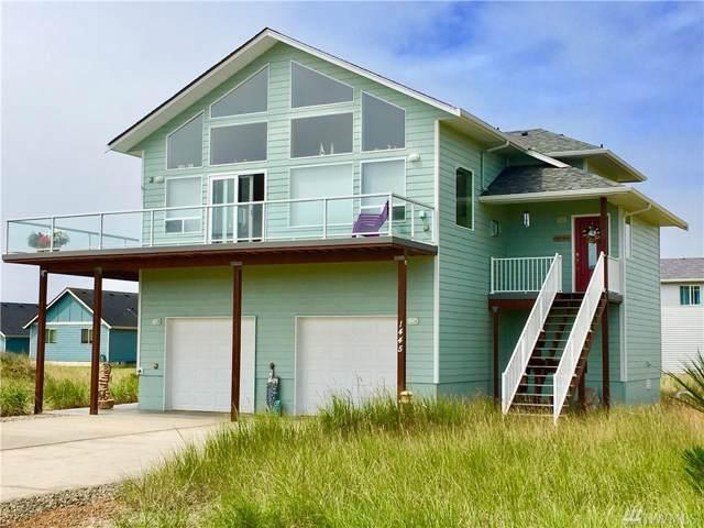 1445 Diamond Head Ave SW, Ocean Shores, WA 98569 (#1502000) :: Ben Kinney Real Estate Team