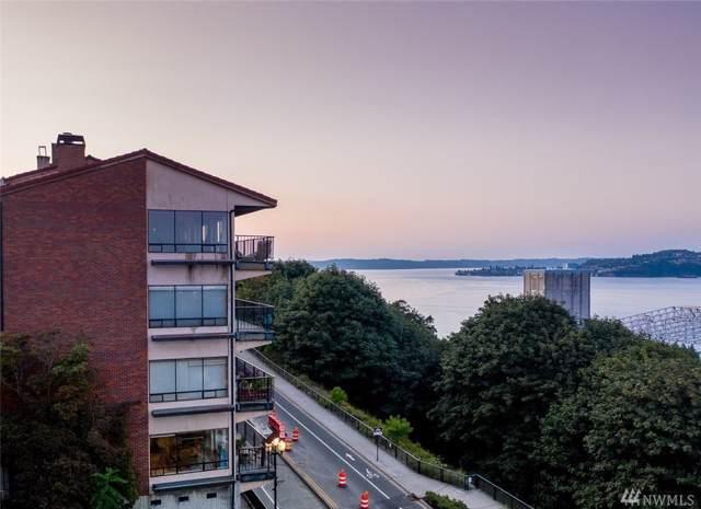 35 Broadway #1, Tacoma, WA 98402 (#1502040) :: Alchemy Real Estate