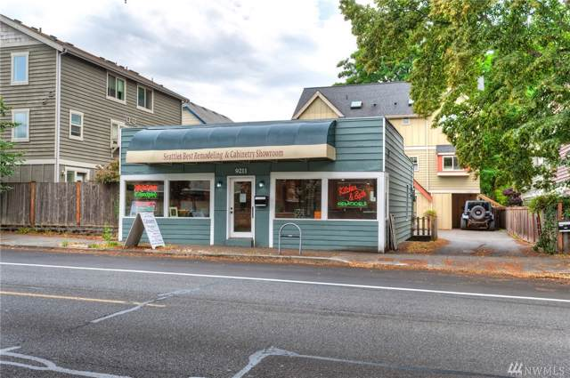 9211 Roosevelt Wy NE, Seattle, WA 98115 (#1502100) :: Real Estate Solutions Group
