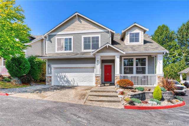 22100 40th Place S #24, Kent, WA 98032 (#1502327) :: Keller Williams Realty Greater Seattle