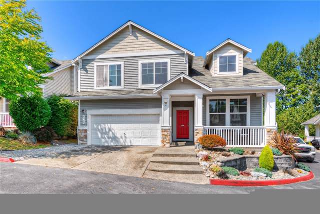 22100 40th Place S #24, Kent, WA 98032 (#1502348) :: Chris Cross Real Estate Group