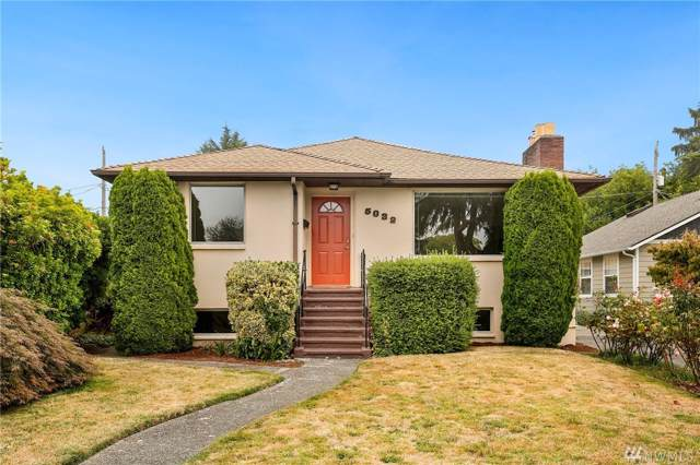 5032 48th Ave SW, Seattle, WA 98136 (#1502530) :: Northern Key Team