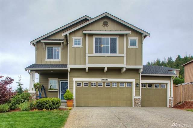 17304 111th St SE, Bonney Lake, WA 98391 (#1502606) :: Keller Williams Western Realty