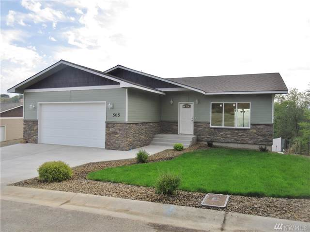 505 N 15th St, Selah, WA 98942 (#1503079) :: Center Point Realty LLC