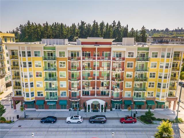 16141 Cleveland St #216, Redmond, WA 98052 (#1503338) :: Real Estate Solutions Group