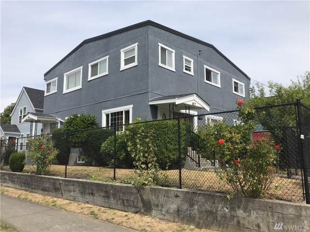 817 S 11th St, Tacoma, WA 98405 (#1503403) :: Real Estate Solutions Group
