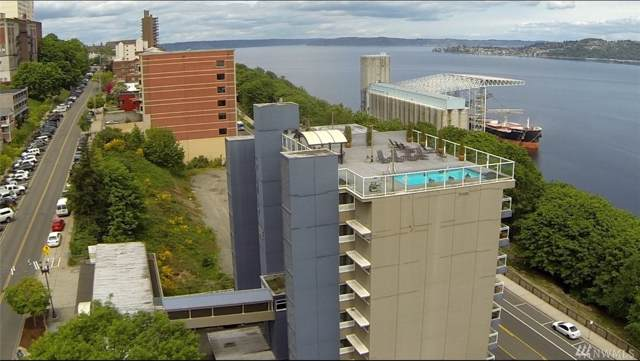 235 Broadway #680, Tacoma, WA 98402 (#1503433) :: Commencement Bay Brokers