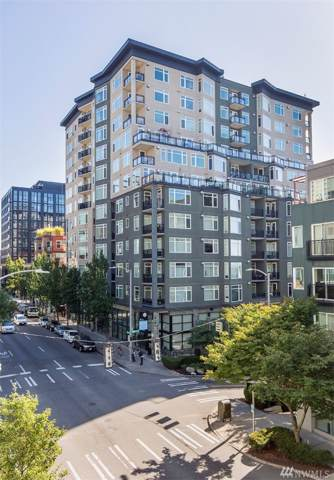 2607 Western Ave #703, Seattle, WA 98121 (#1503478) :: Real Estate Solutions Group