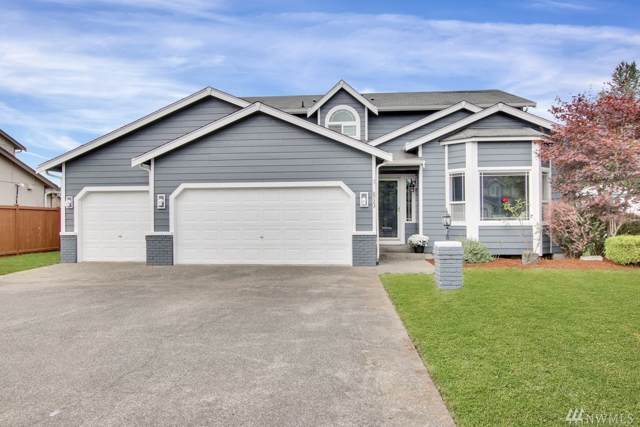 8723 198th St E, Spanaway, WA 98387 (#1503505) :: Capstone Ventures Inc