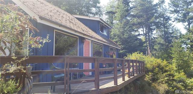 190 Raccoon Point Rd, Orcas Island, WA 98245 (#1503589) :: Ben Kinney Real Estate Team