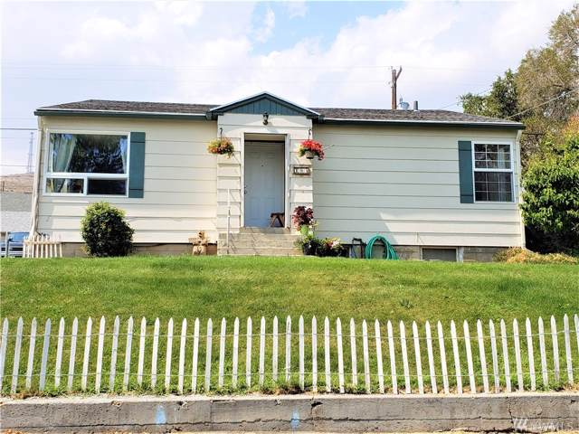 103 Fairview Place, Ephrata, WA 98823 (MLS #1504040) :: Nick McLean Real Estate Group