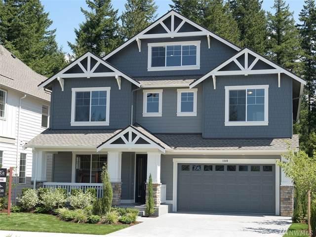 1440-(Lot 9) Elk Run Place SE, North Bend, WA 98045 (#1504068) :: Chris Cross Real Estate Group