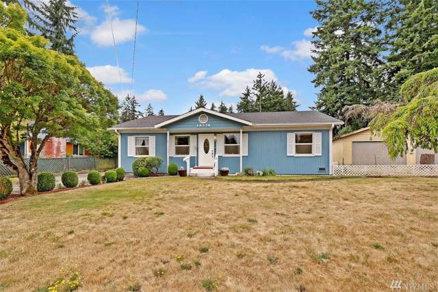 16739 Linden Ave N, Shoreline, WA 98133 (#1504095) :: Real Estate Solutions Group