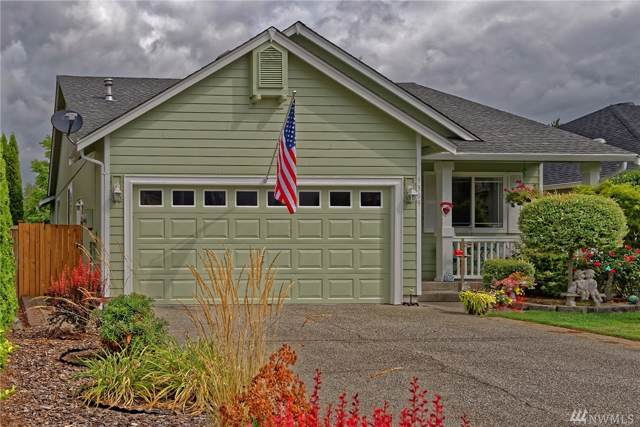 9309 188 Th St E, Puyallup, WA 98375 (#1504111) :: Real Estate Solutions Group