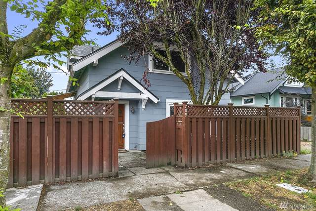 709 S Lawrence St, Tacoma, WA 98405 (#1504304) :: Real Estate Solutions Group