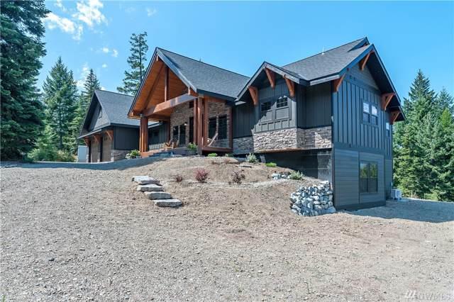 421 Pinnacle Lane, Cle Elum, WA 98922 (MLS #1504459) :: Nick McLean Real Estate Group