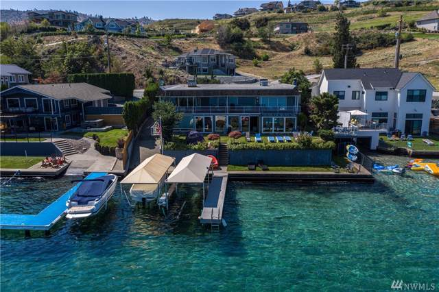 1038 S Lakeshore Rd #3, Chelan, WA 98816 (#1504544) :: Real Estate Solutions Group