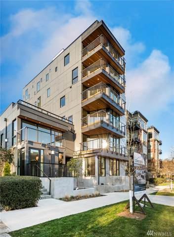 210 W Comstock St #101, Seattle, WA 98119 (#1504570) :: Northern Key Team