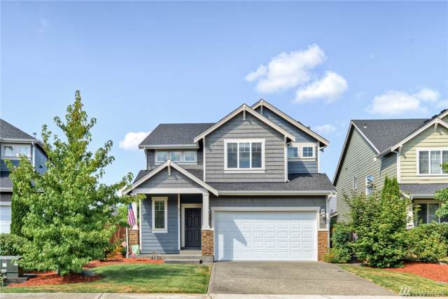 8015 164th St E, Puyallup, WA 98375 (#1504677) :: Keller Williams Western Realty