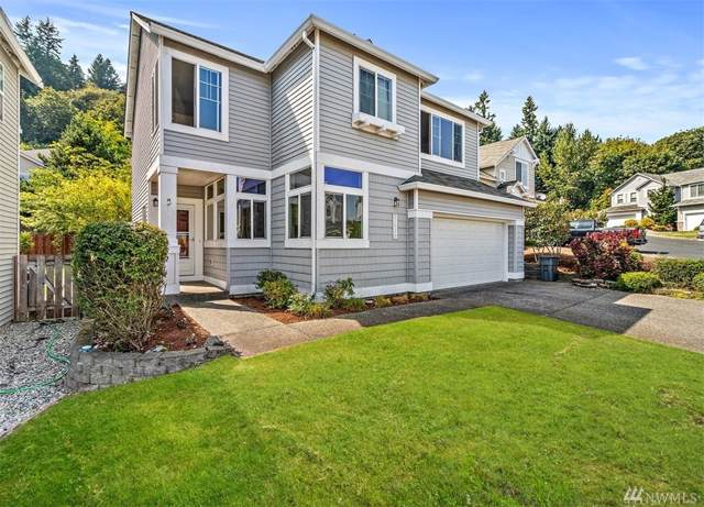 21925 40th Place S #46, Kent, WA 98032 (#1504680) :: Keller Williams Realty Greater Seattle