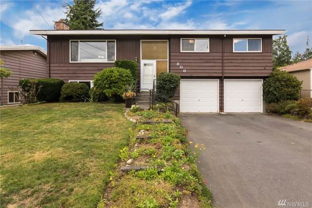 806 SW 125th St, Seattle, WA 98146 (#1504711) :: KW North Seattle