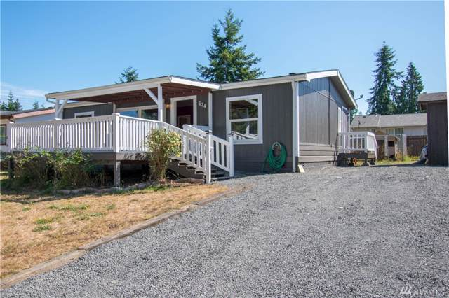 534 6th Ave NW, Napavine, WA 98532 (#1504773) :: Real Estate Solutions Group