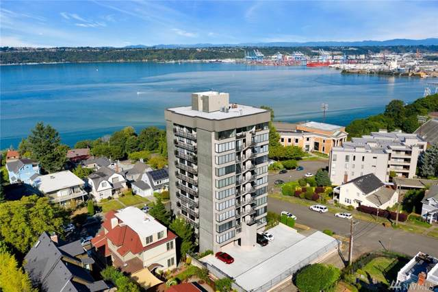 404 N D St 3E, Tacoma, WA 98403 (#1504778) :: Commencement Bay Brokers