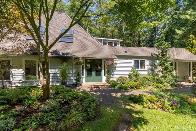 6870 NE Bergman Rd, Bainbridge Island, WA 98110 (#1504812) :: Mike & Sandi Nelson Real Estate