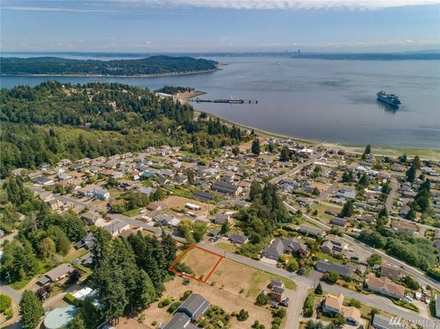 0 Lot A Alaska Ave E, Port Orchard, WA 98366 (#1504825) :: Crutcher Dennis - My Puget Sound Homes