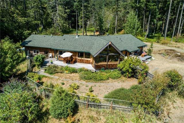 588 Misty Isle Dr, San Juan Island, WA 98250 (#1504919) :: Ben Kinney Real Estate Team
