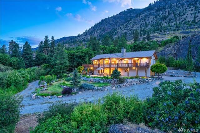16005 S Lakeshore Rd, Chelan, WA 98816 (#1504963) :: Alchemy Real Estate