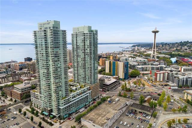 588 Bell St 709S, Seattle, WA 98121 (#1504967) :: Real Estate Solutions Group