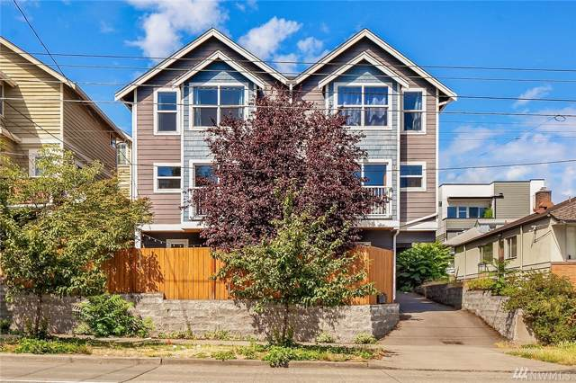 516 N 46th St A, Seattle, WA 98103 (#1505004) :: Northern Key Team