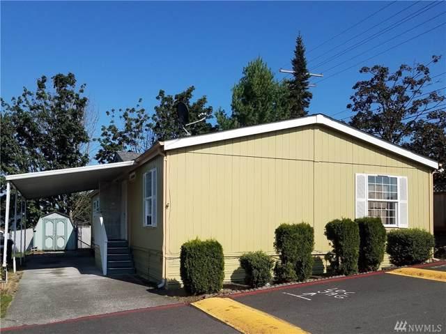 15410 SE 272nd St #13, Kent, WA 98042 (#1505017) :: Record Real Estate