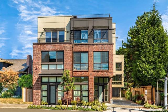 6312 32nd Ave NW C, Seattle, WA 98107 (#1505033) :: Keller Williams Western Realty