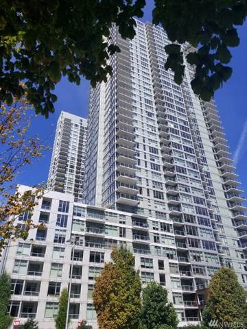 588 Bell St 701S, Seattle, WA 98121 (#1505039) :: Beach & Blvd Real Estate Group
