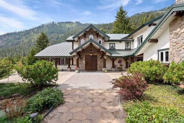 12805 Spring St, Leavenworth, WA 98826 (#1505052) :: Keller Williams Western Realty
