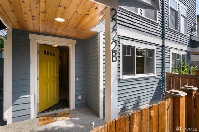 2222 Nw 59th St B, Seattle, WA 98107 (#1505327) :: Alchemy Real Estate