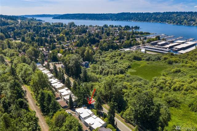 3740 Lake Washington Blvd SE 2B, Bellevue, WA 98006 (#1505373) :: KW North Seattle